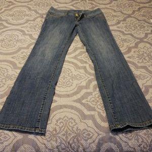 Michael Kors stud pocket jeans